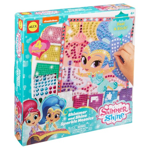 Shimmer and Shine Sparkle Mosaics - image 1 of 4