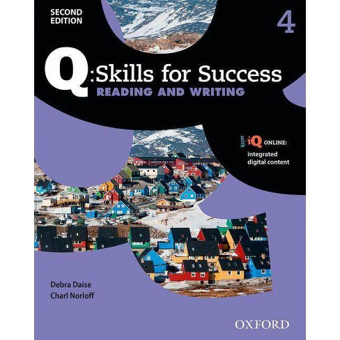 Q: Skills for Success Reading and Writing 2e Level 4 Student Book - 2 Edition (Paperback) - image 1 of 1