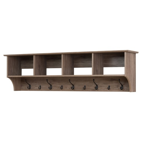"Douglas 60"" Hanging Entryway Shelf - Prepac - image 1 of 4"