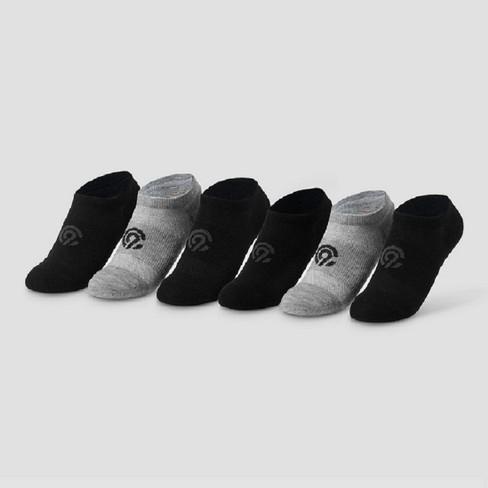 Boys' 6pk No Show Athletic Socks - C9 Champion® - image 1 of 3