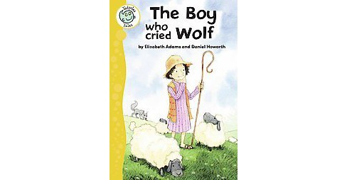 Boy Who Cried Wolf (Reprint) (Paperback) - image 1 of 1