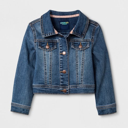 Toddler Girls' Jean Jacket - Genuine Kids® From OshKosh ...
