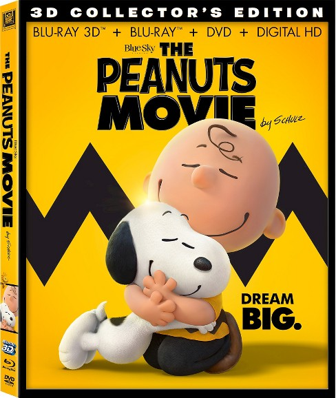 The Peanuts Movie - 3D/BD - image 1 of 1