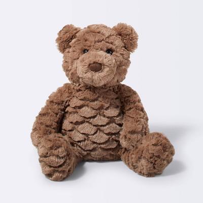 Plush Bear - Cloud Island™ Dark Brown