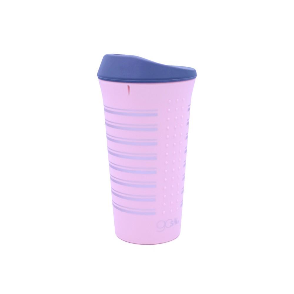 Image of GoSili 16oz Coffee Travel Mug Pink