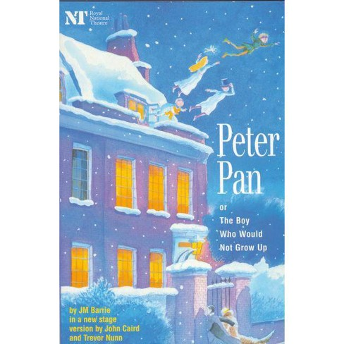 Peter Pan - (Methuen Drama Modern Plays) by  James Matthew Barrie (Paperback) - image 1 of 1