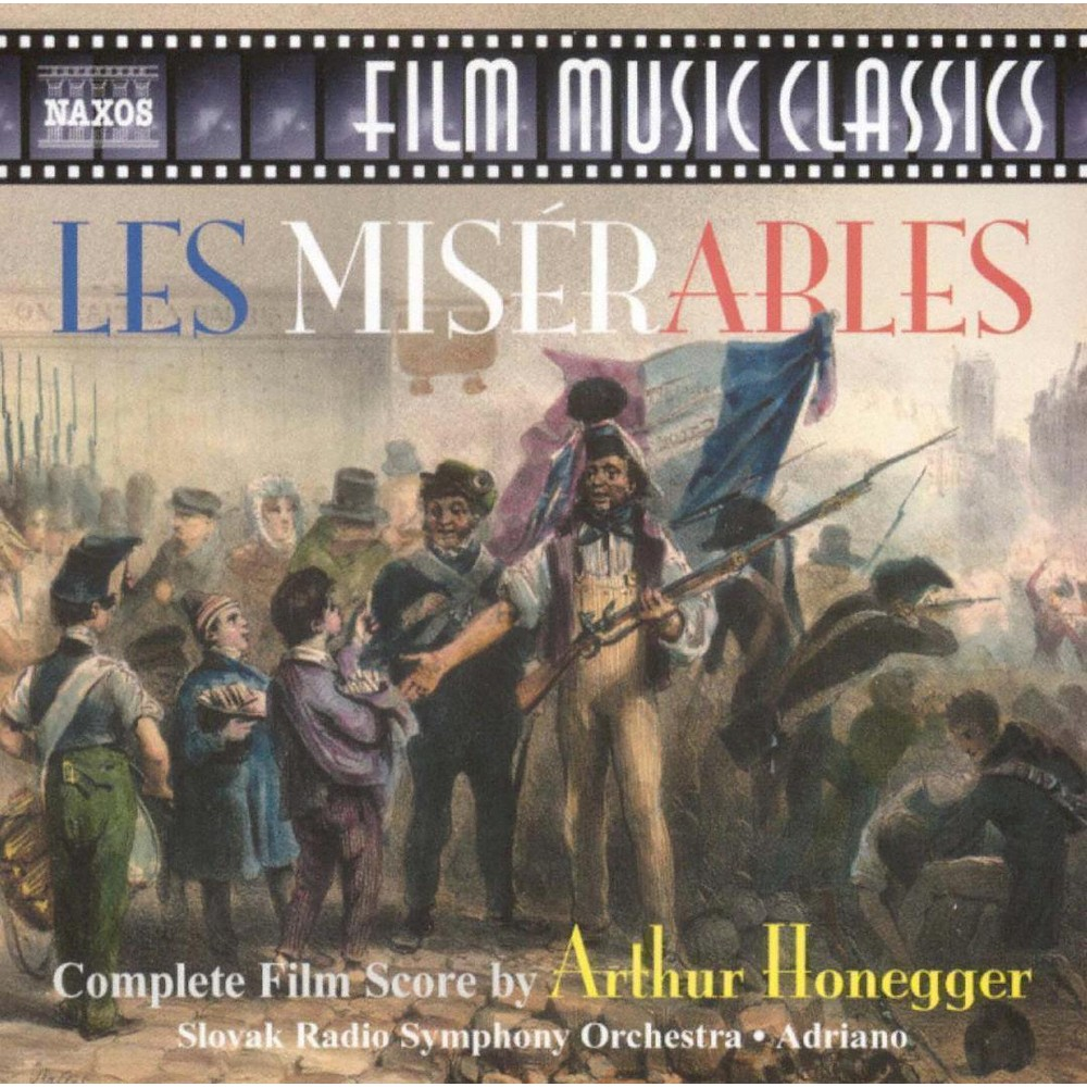 Slovak Radio Symphon - Les Miserables (Osc) (CD)