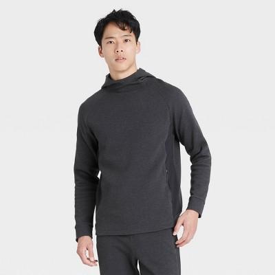 Men's Gym Fleece Hooded Sweatshirt - All in Motion™
