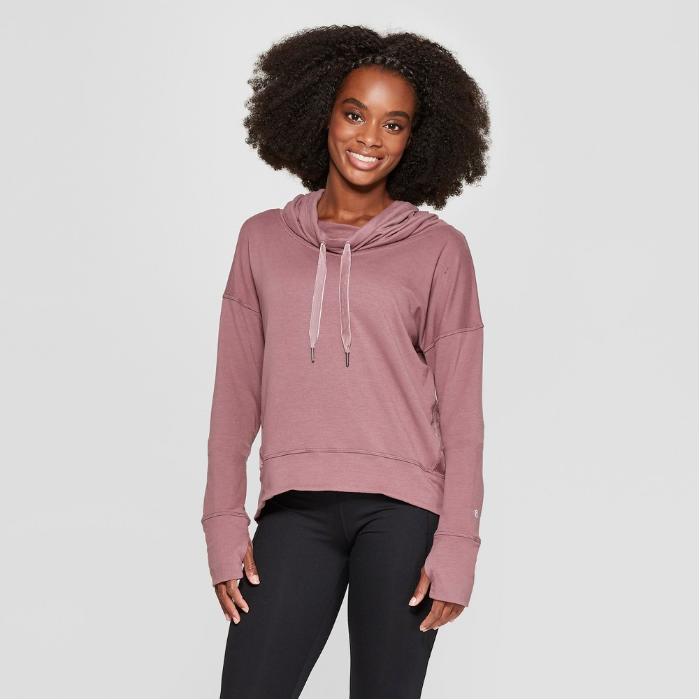 Women's Cozy Pullover - C9 Champion Purple Thistle Xxl