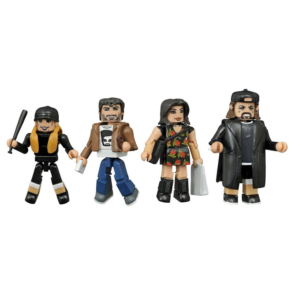 Diamond Select Toys Mallrats Minimates Series 1 Box Set