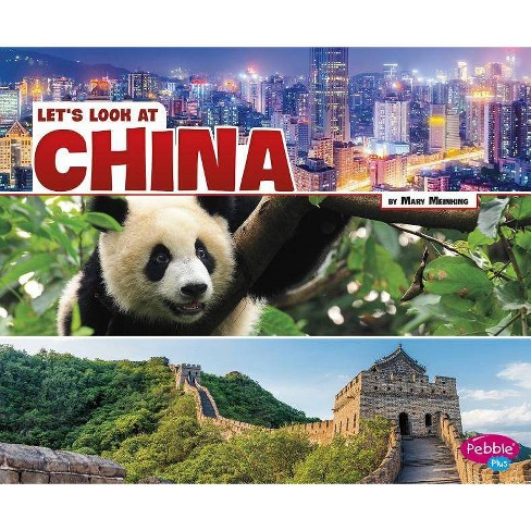 Let's Look at China - (Let's Look at Countries) by  Mary Meinking (Paperback) - image 1 of 1