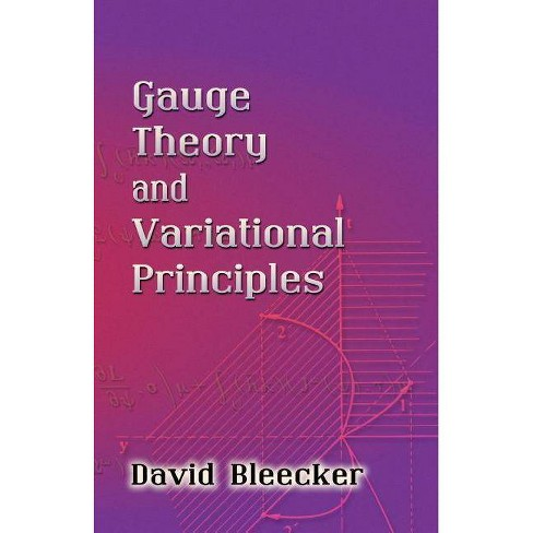 Gauge Theory and Variational Principles - (Dover Books on Physics) by  David Bleecker (Paperback) - image 1 of 1