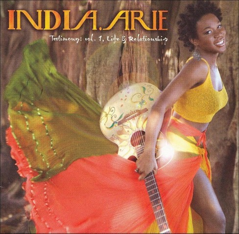 India.Arie - Testimony: Vol. 1, Life & Relationship (CD) - image 1 of 2