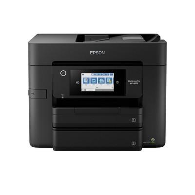 Epson WorkForce Pro WF-4833 All-in-One Color Inkjet Printer, Copier, Scanner - Black