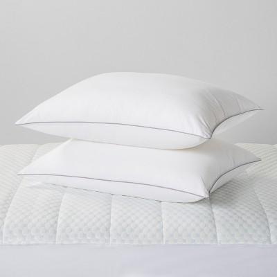King 2pk Medium Bed Pillow - Made By Design™