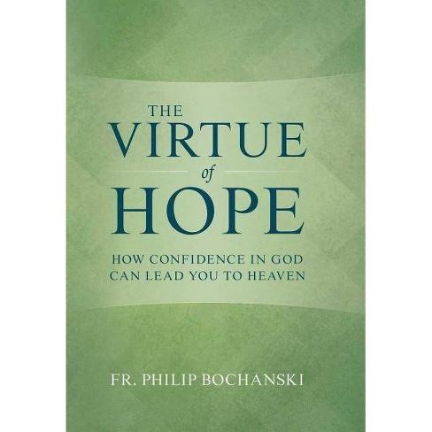 The Virtue of Hope - by  Philip Bochanski (Hardcover) - image 1 of 1