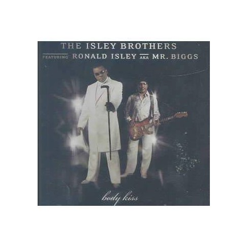Isley Brothers (The) - Body Kiss (CD) - image 1 of 1