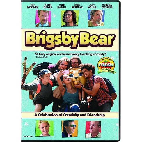 Brigsby Bear (DVD) - image 1 of 1