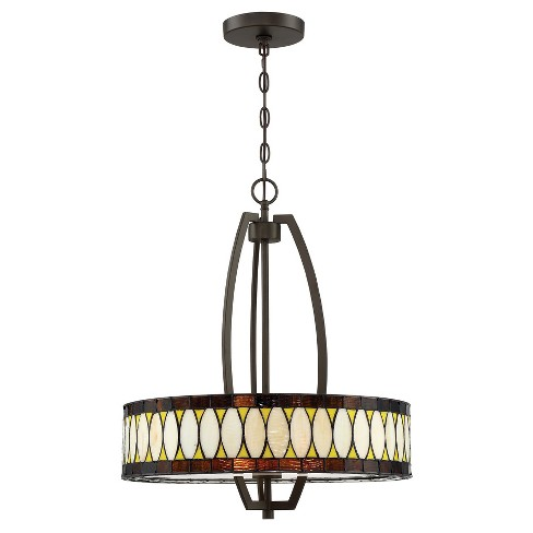 Ceiling Lights Geoffrey Pendant - Dark Bronze - Lite Source - image 1 of 2