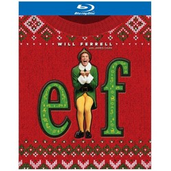 Elf (Ugly Sweater packaging) (Target Exclusive) (Blu-Ray)