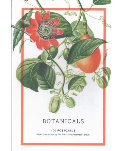 Botanicals : 100 Postcards from the Archives of the New York Botanical Garden -  (Stationery) - image 1 of 1