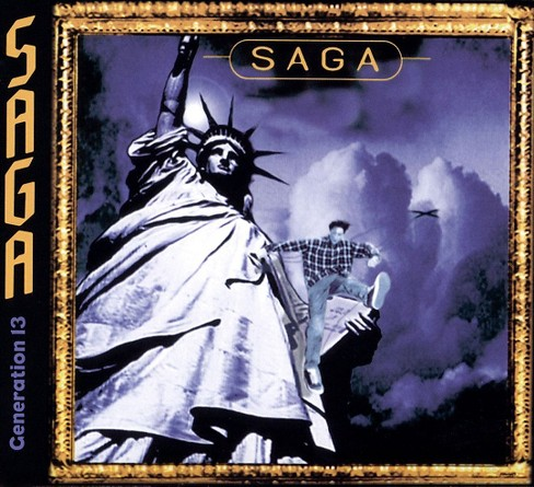 Saga - Generation 13 (CD) - image 1 of 1