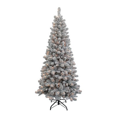 Kurt Adler 6' Pre-Lit Clear New Brunswick Tree
