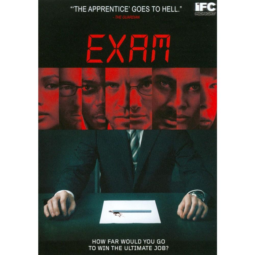 Exam (Dvd), Movies