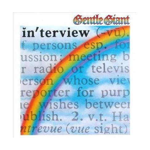 Gentle GiantGentle GiantGentle GiantGentle Giant - Interviewinterviewin'terviewinterview (CD) - image 1 of 1