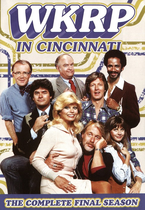 Wkrp In Cincinnati:Final Season (DVD) - image 1 of 1