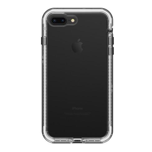 brand new 39ab1 c004c LifeProof iPhone 8 Plus/7 Plus Case Next - Black