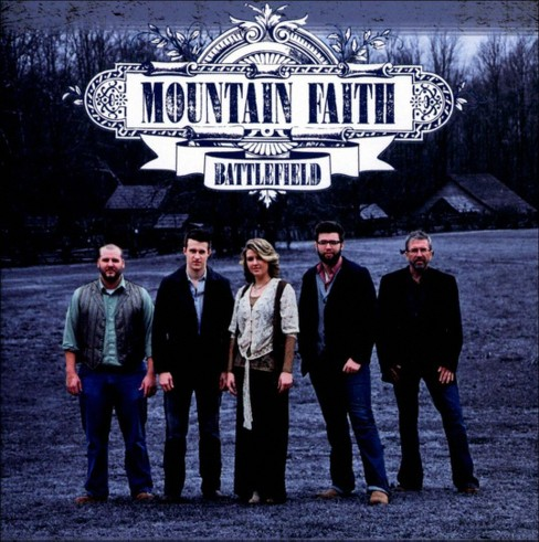 Mountain faith - Battlefield (CD) - image 1 of 1