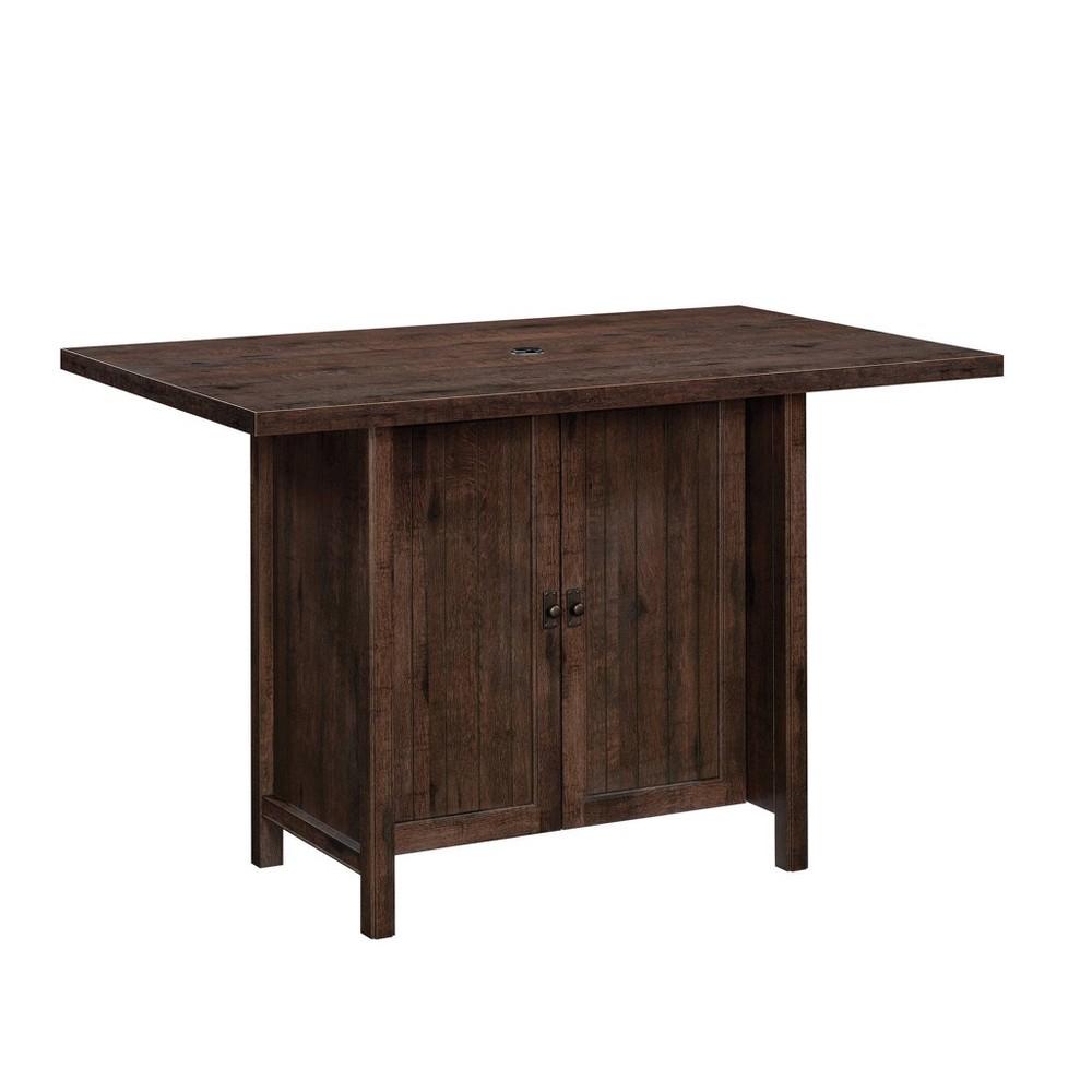 Costa Conference Table Coffee Oak Sauder