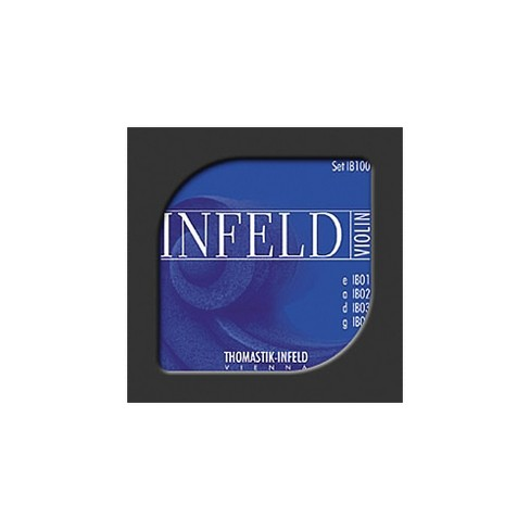 Thomastik Infeld Blue Series 4/4 Size Violin Strings - image 1 of 2