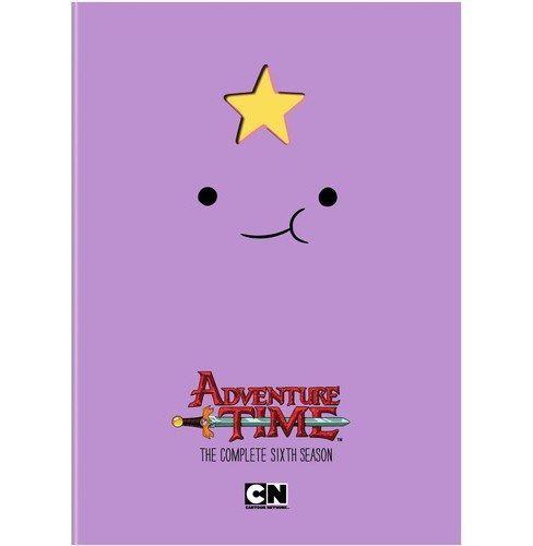 Adventure Time:Complete Sixth Season (DVD) - image 1 of 1