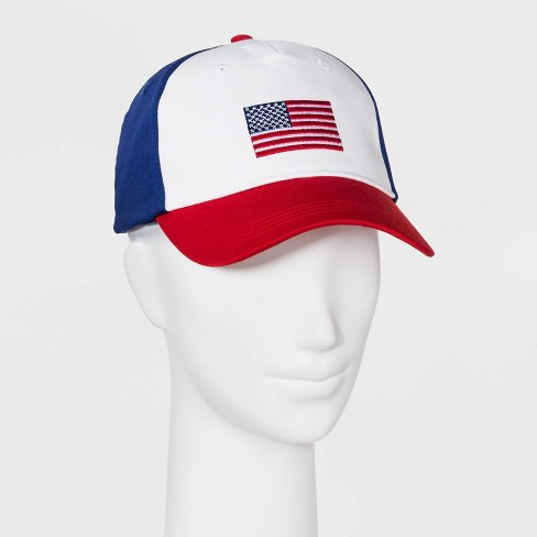 Women's Mad Love Baseball Hat - White - image 1 of 2