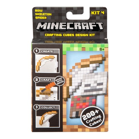 Minecraft Crafting Cube Design Refill Kit #4 - image 1 of 5