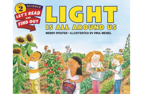 Light is All Around Us (Revised) (Paperback) (Wendy Pfeffer) - image 1 of 1