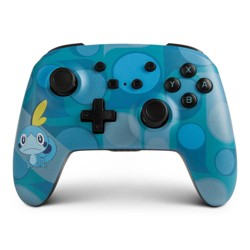 PowerA Enhanced Wireless Controller For Nintendo Switch - Sobble - Target Exclusive