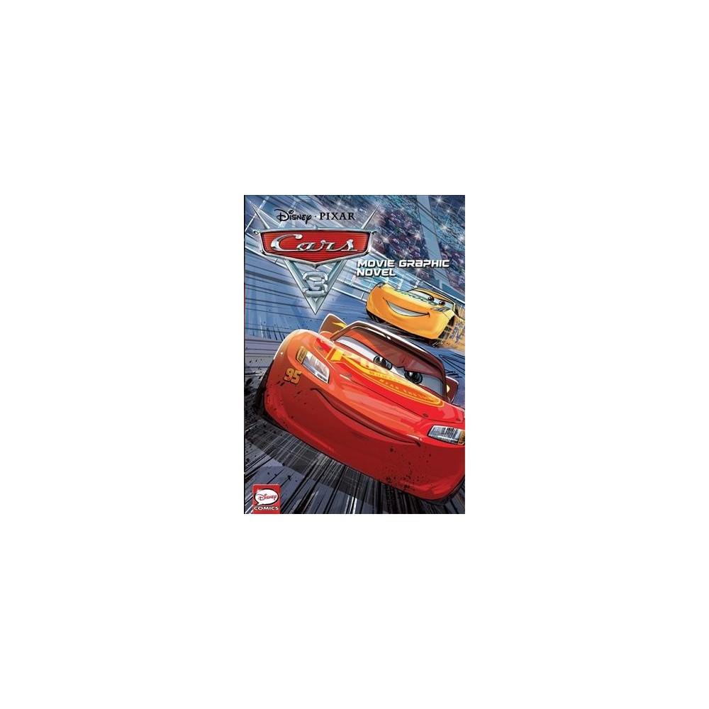 Disney Pixar Cars 3 - (Disney Pixar Cars) (Paperback)