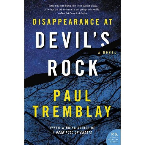 Disappearance at Devil's Rock - by  Paul Tremblay (Paperback) - image 1 of 1