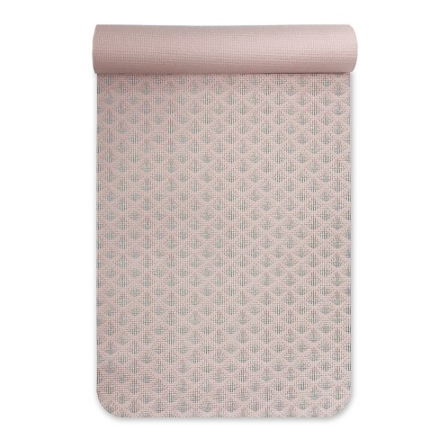 Oak and Reed Yoga Mat - Pink (4mm) - image 1 of 4