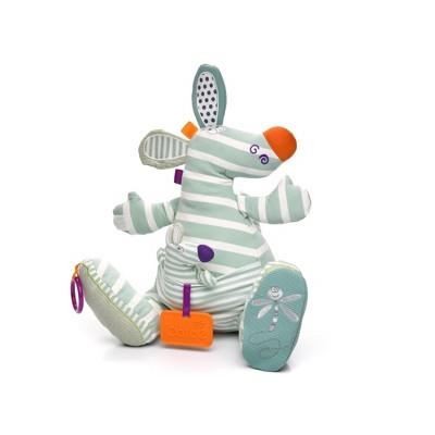 Dolce Primo Kangaroo Stuffed Animal Plush Toy