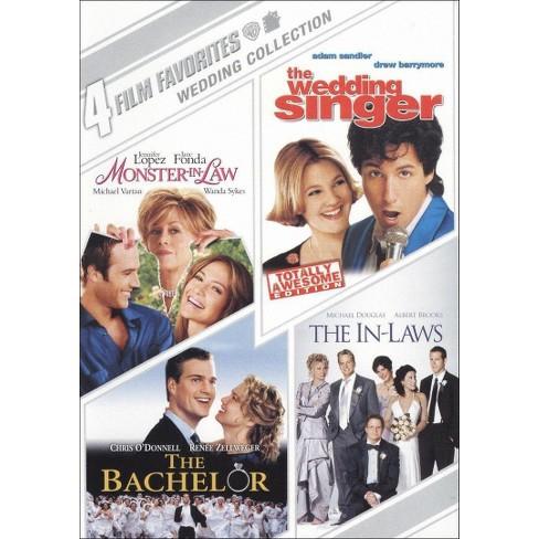 Wedding Collection: 4 Film Favorites [2 Discs] - image 1 of 1