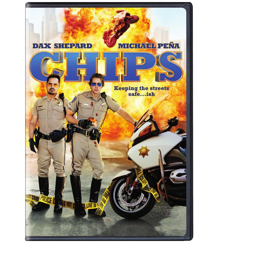 Chips (Dvd), Movies
