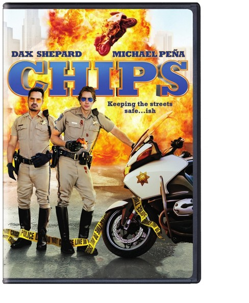 CHIPS (DVD) - image 1 of 1