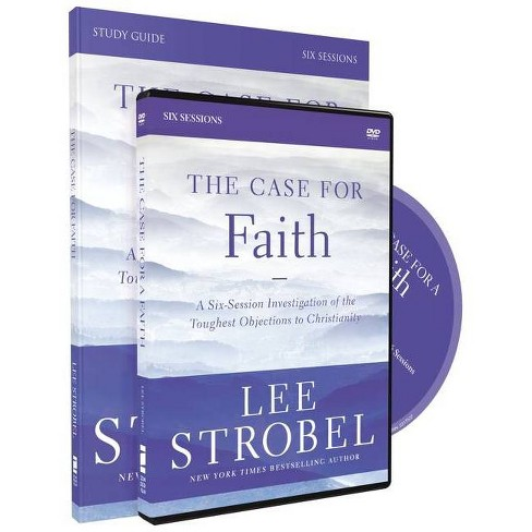 The Case for Faith, Study Guide - by  Lee Strobel & Garry D Poole (Mixed Media Product) - image 1 of 1