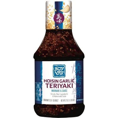 Soy Vay Marinade & Sauce Hoisin Garlic 22oz
