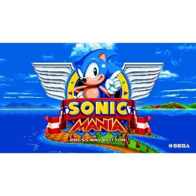 Sonic Mania - Nintendo Switch (Digital)