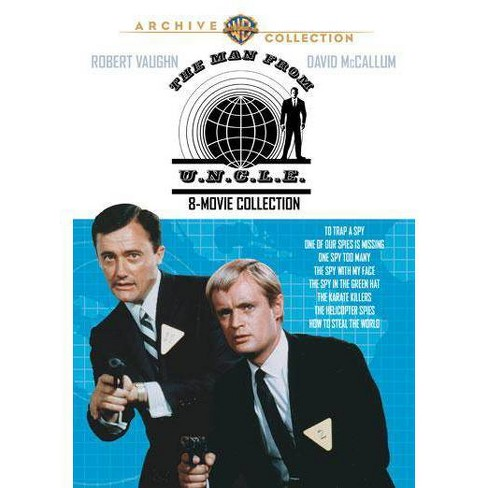 The Man from U.N.C.L.E. 8-Movie Collection (DVD) - image 1 of 1